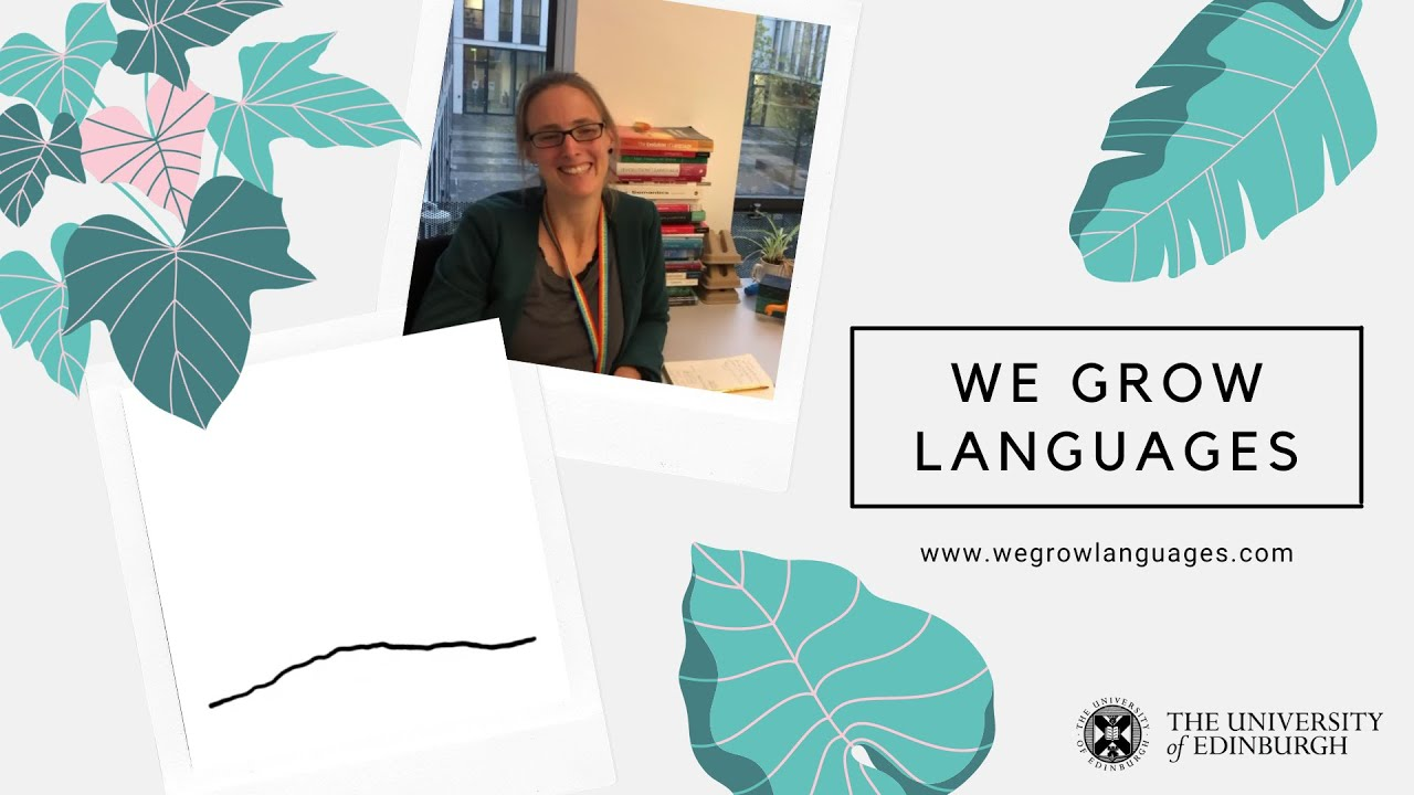 We grow languages - Introduction