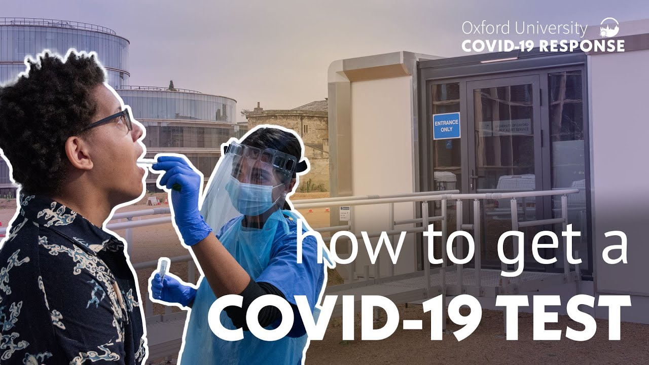 An intro to COVID-19 testing for students