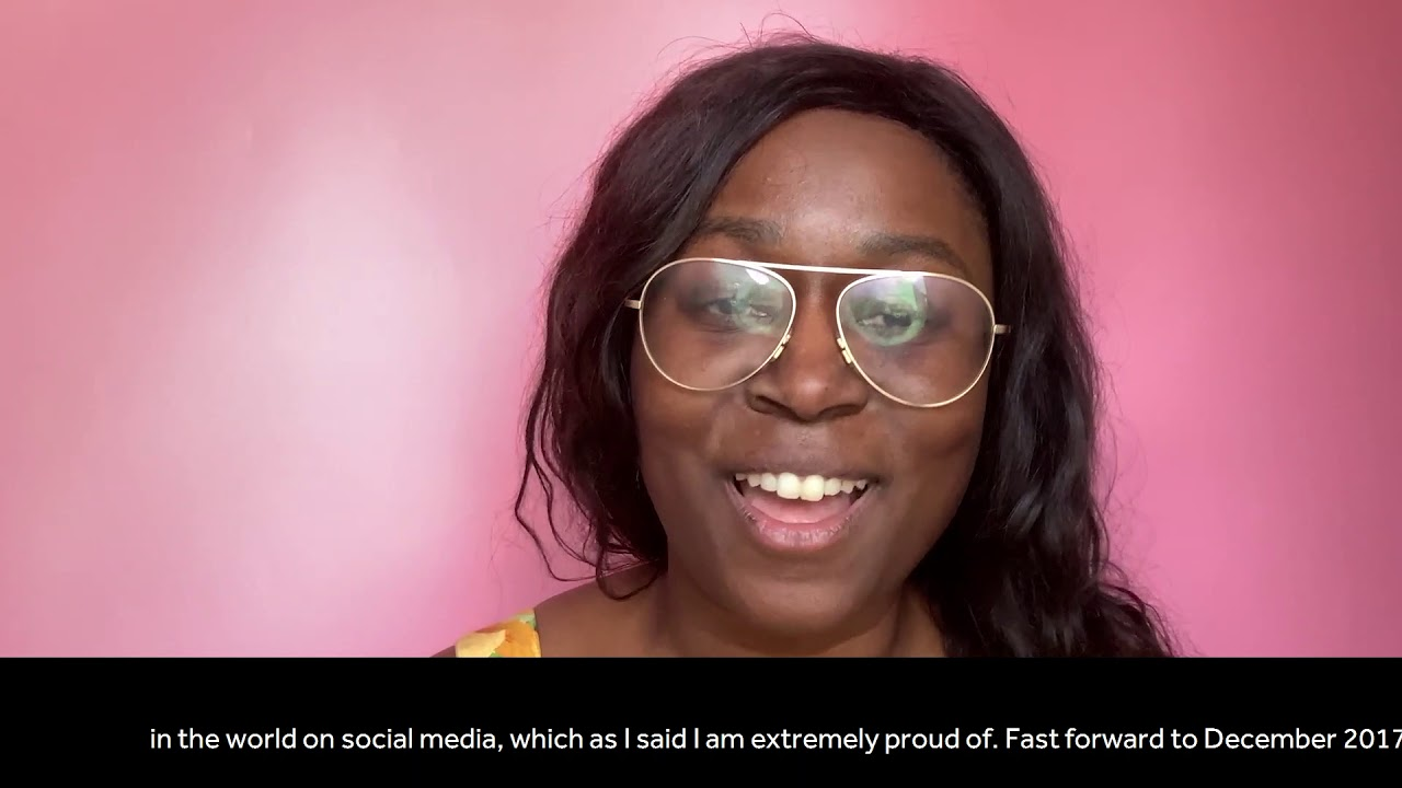 IWD 2021 - Lisa Maynard-Atem discusses the empowerment of the black community in Greater Manchester