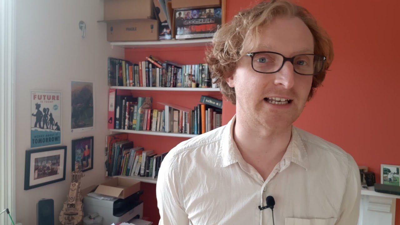 Dr Will Tattersdill - Meet your Liberal Arts and Natural Sciences tutors