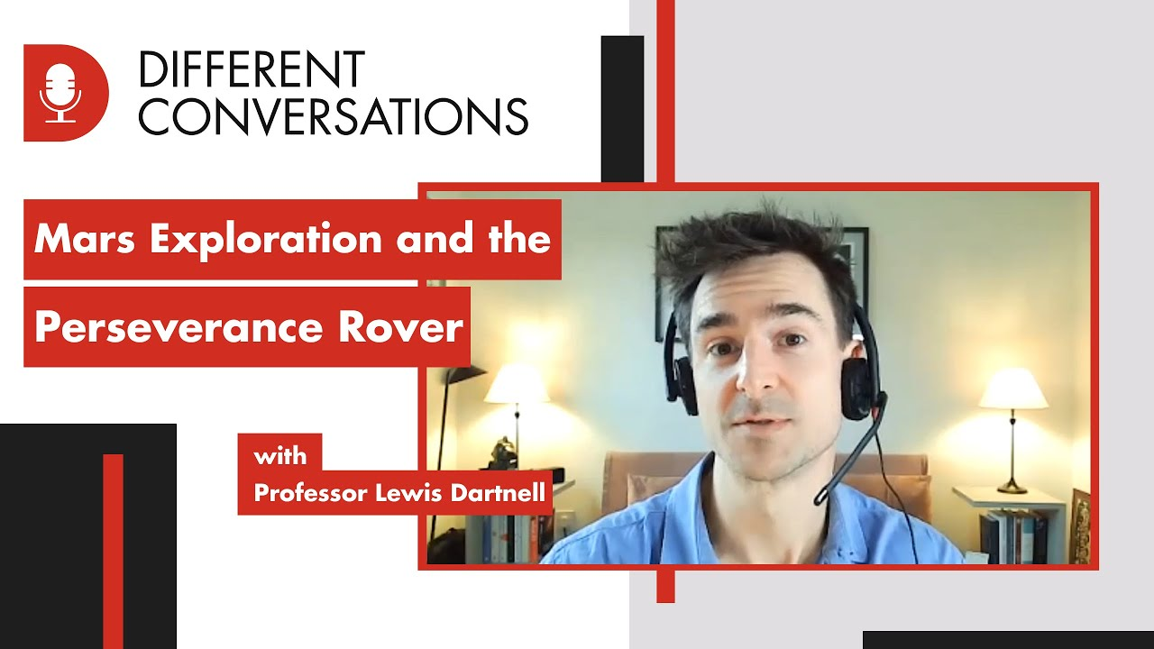 What will the Findings of NASA's Mars Rover Mean For Us? | Different Conversations 007