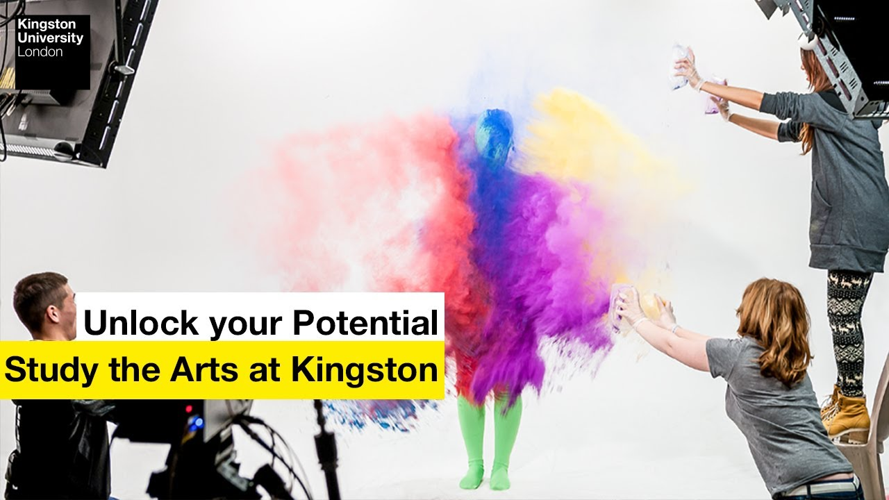 Unlock your Potential: Studying the Arts at Kingston