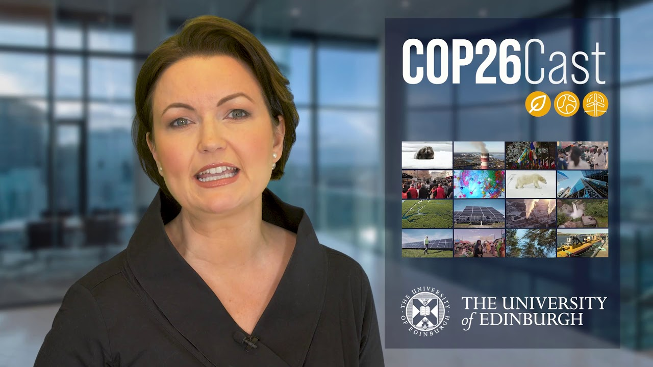 We're keeping the climate change debate alive, with COP26Cast
