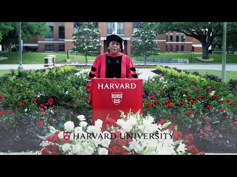 President of Prairie View A&M Ruth J. Simmons Delivers Address | Honoring the Harvard Class of 2021