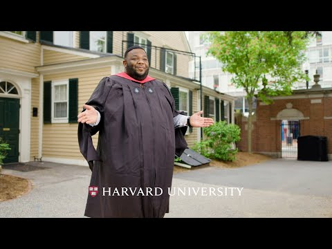 Graduate English Address by Vincent H. Bish Jr. | Honoring the Harvard Class of 2021