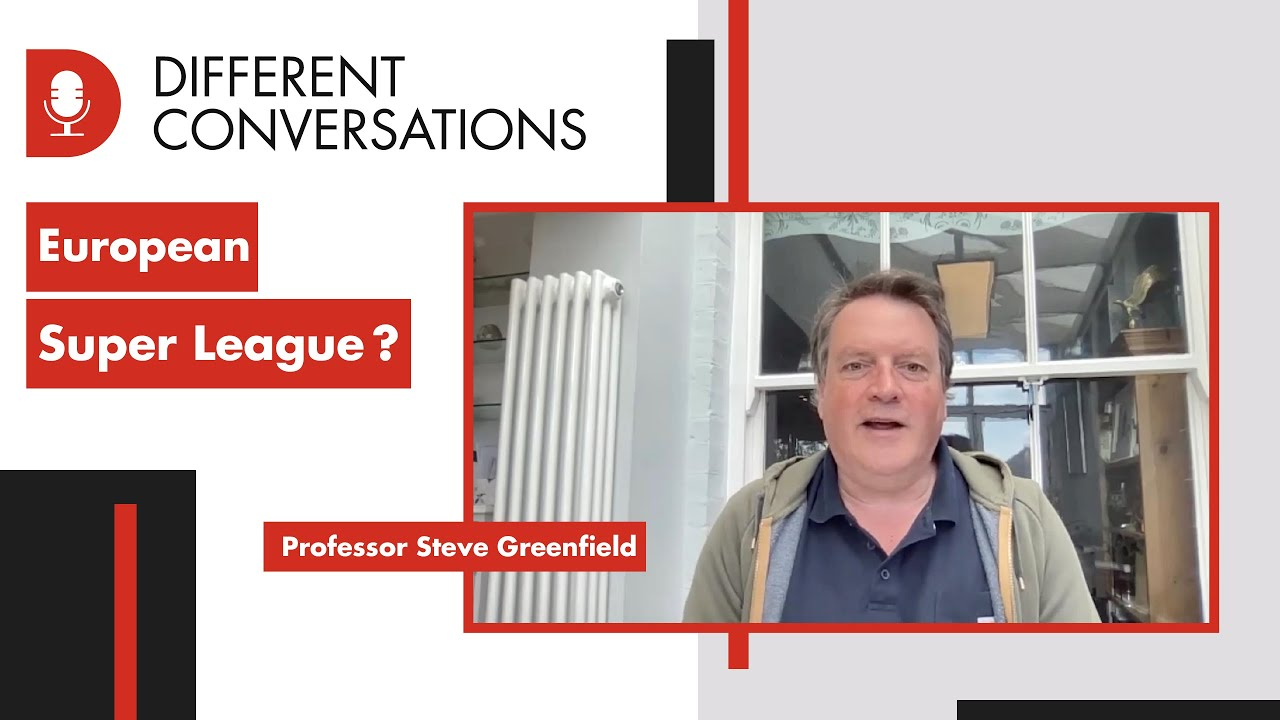 The European Super League from a Sports Law Perspective | Different Conversations 008