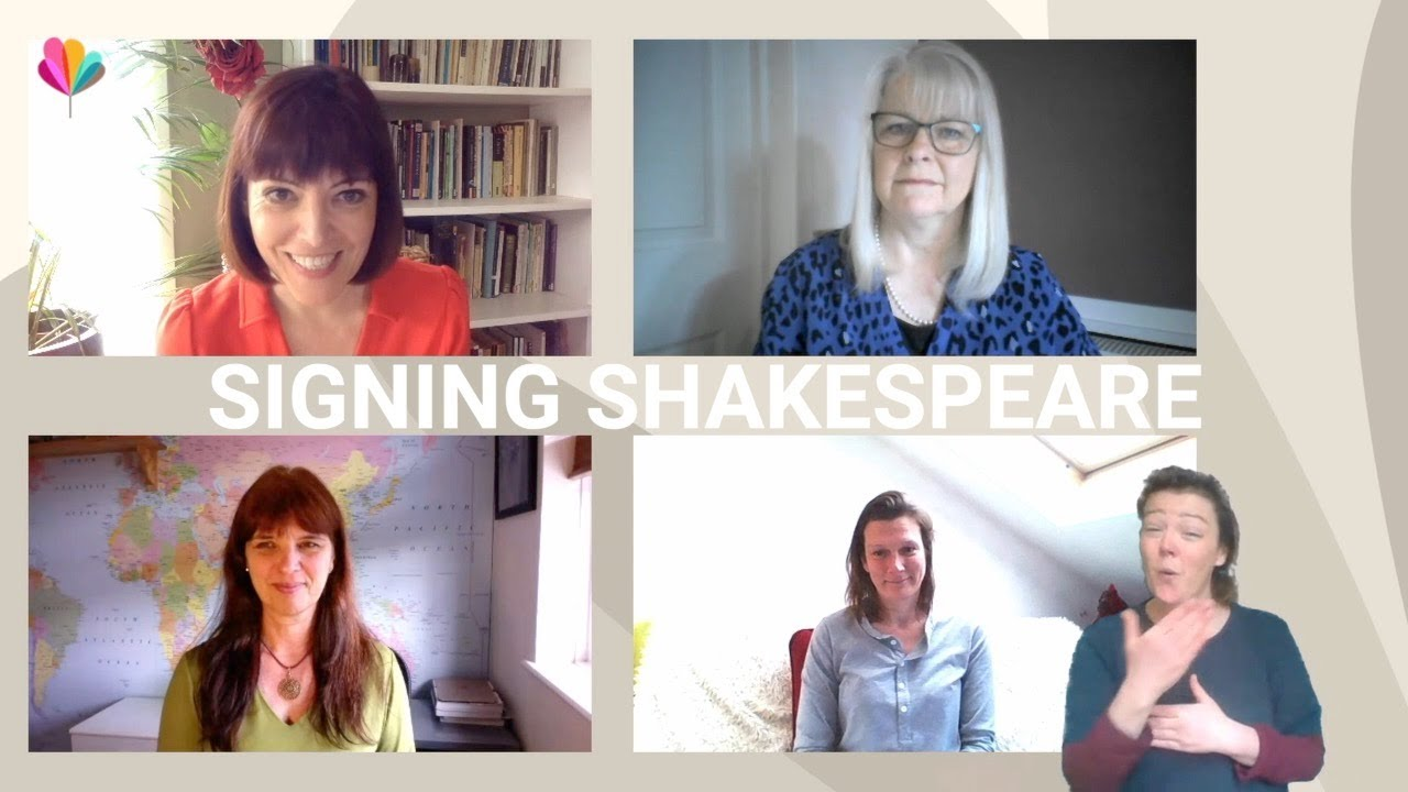Signing Shakespeare