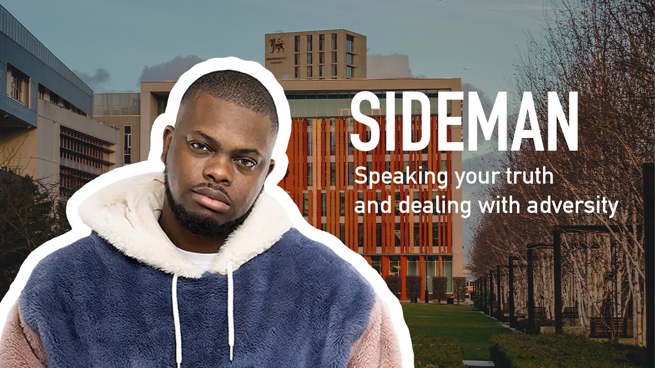 An audience with Sideman - preview