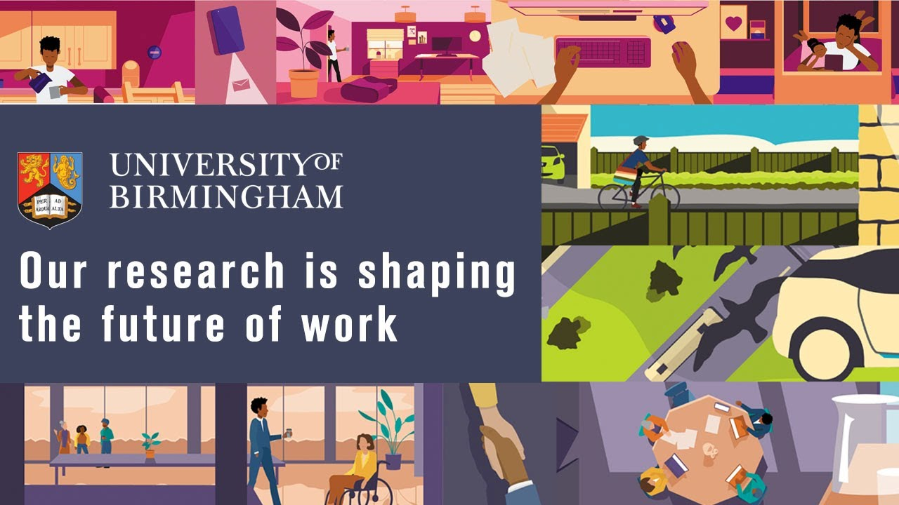 Our research is shaping the future of work