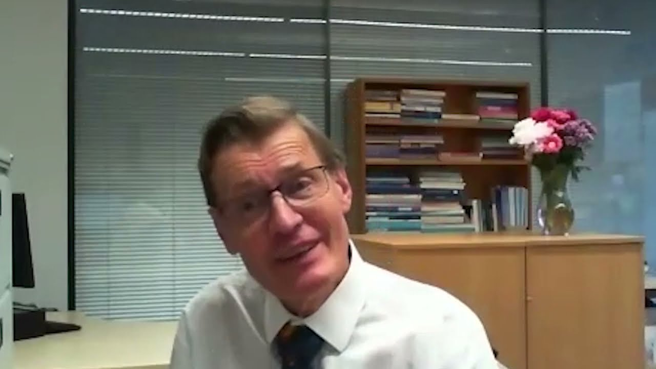Professor Richard Lilford gives an overview of how the NIHR RIGHT Leprosy project started