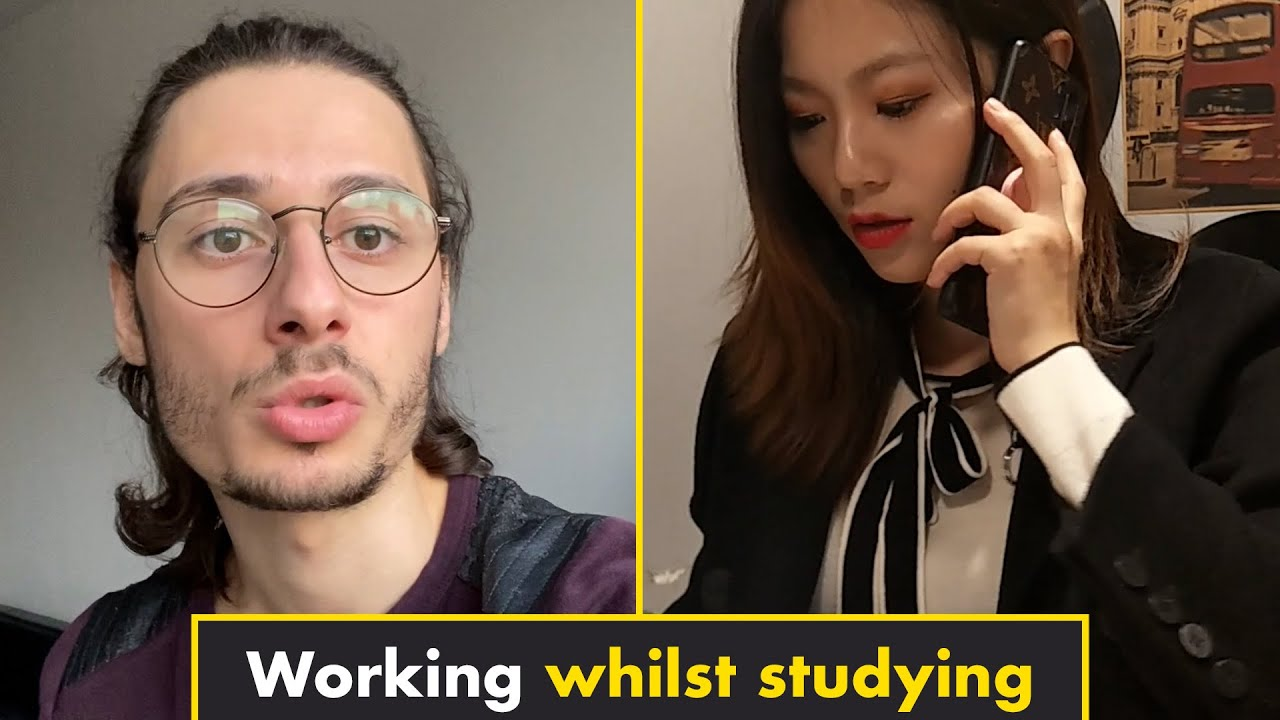 Working while at University | International Student Voice | Ep2 | University of Westminster