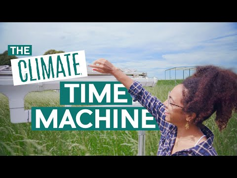 The Climate Time Machine | Wytham Woods