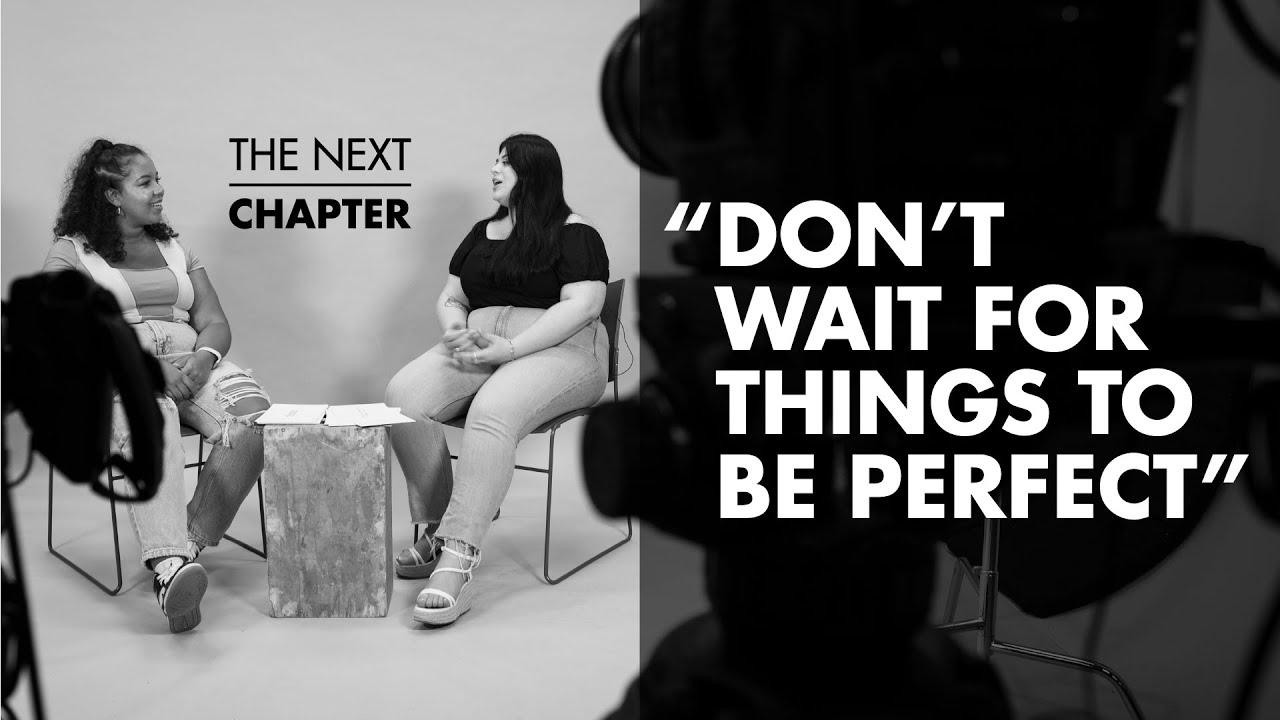 Third-year Student Meets a Graduate Radio Presenter | The Next Chapter | Ep2